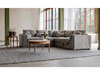 Sits: Abbe: диван угловой (ткань)
