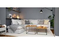 Sits: Bianca: диван угловой (ткань)