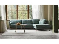 Sits: Stella: диван угловой  (ткань)
