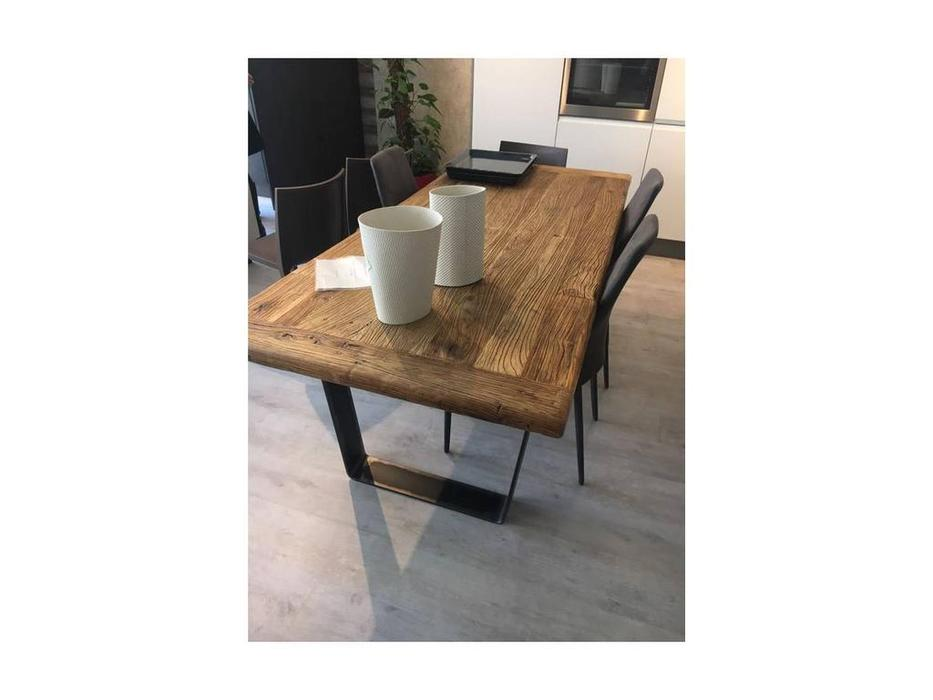 Nature Design: Gate: стол обеденный  (naturale)