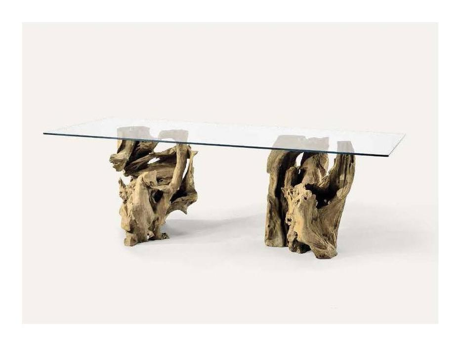 Nature Design: Radice: стол обеденный  (naturale)