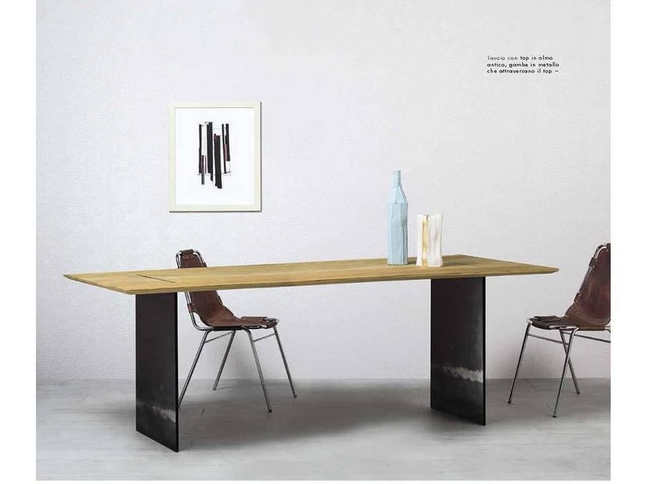 Nature Design: Slide: стол обеденный  (naturale)