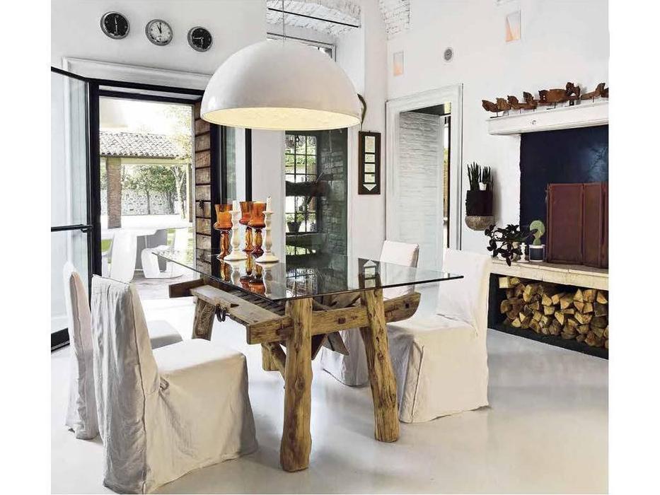 Nature Design: Mulino: стол обеденный  (naturale)