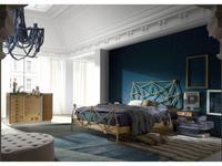 5225740 кровать двуспальная Lola Glamour: Atomos