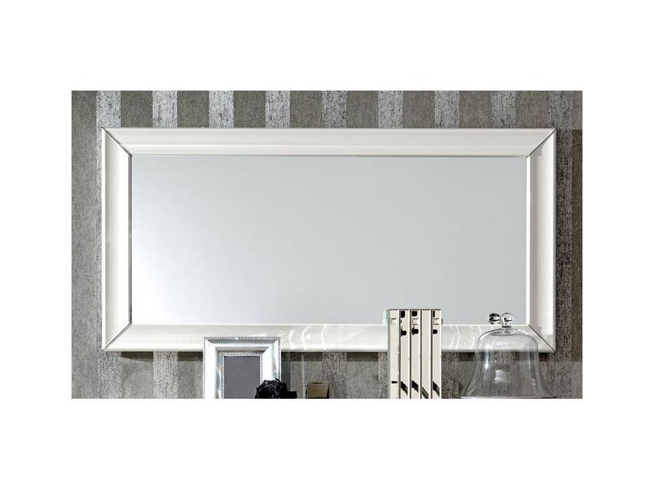 Camelgroup: Dama: зеркало maxi (белый)