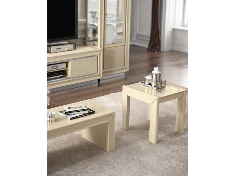 Camelgroup: La Star: стол кофейный  (слоновая кость)