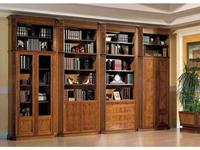 Arte Mobilia: Inter: библиотека (шпон ясеня)
