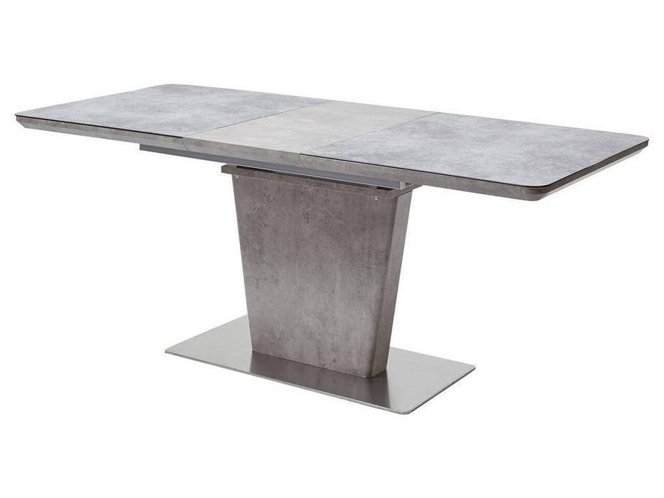 Megapolis: Rio: стол обеденный раскладной (серо-коричневый)