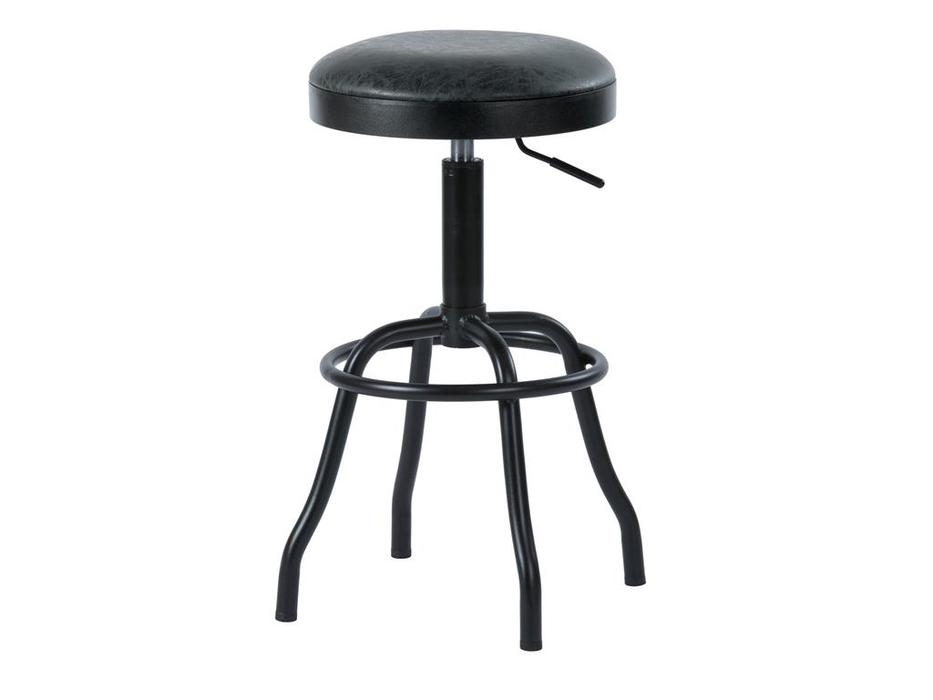 Megapolis: Dacota: стул барный  Vintage (черный)