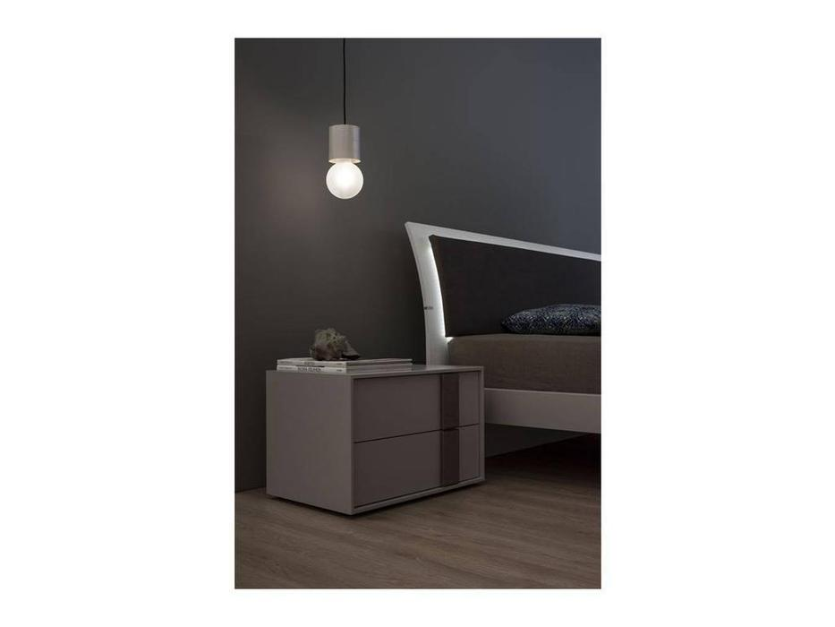 Santa Lucia: Projecta: кровать Parentesi 180х200  (коричневый)