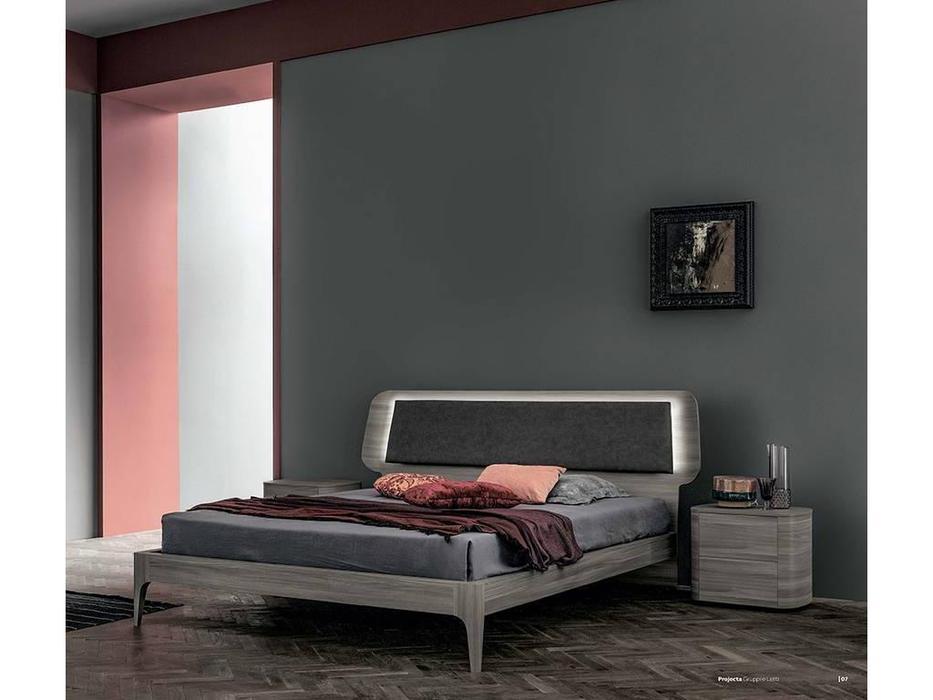 Santa Lucia: Projecta: кровать 180х200 Major  (серый)