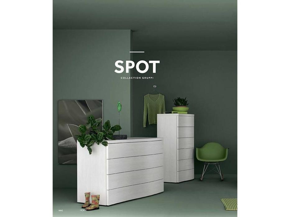Santa Lucia: Projecta: комод Spot  (белый)