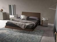 Santa Lucia: Projecta: кровать Levante 160х195  (коричневый)