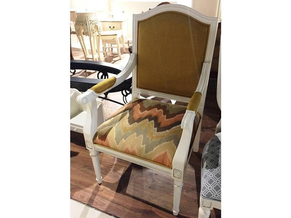 HFI: Florence: кресло  (молочный)
