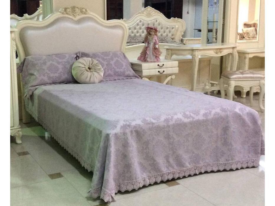 HFI: Милано: кровать 120х200  (слоновая кость)