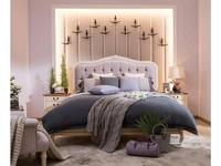 5234616 кровать двуспальная HFI: Florence