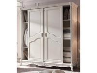 HFI: Shantal: шкаф-купе  (белый, золото)