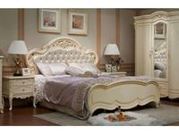 5234649 кровать двуспальная HFI: Милано