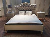 HFI: Милано: кровать 160х200  (слоновая кость)