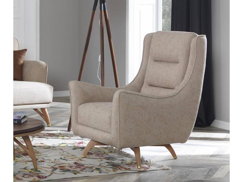 Rendi: Lal: кресло  (бежевый)
