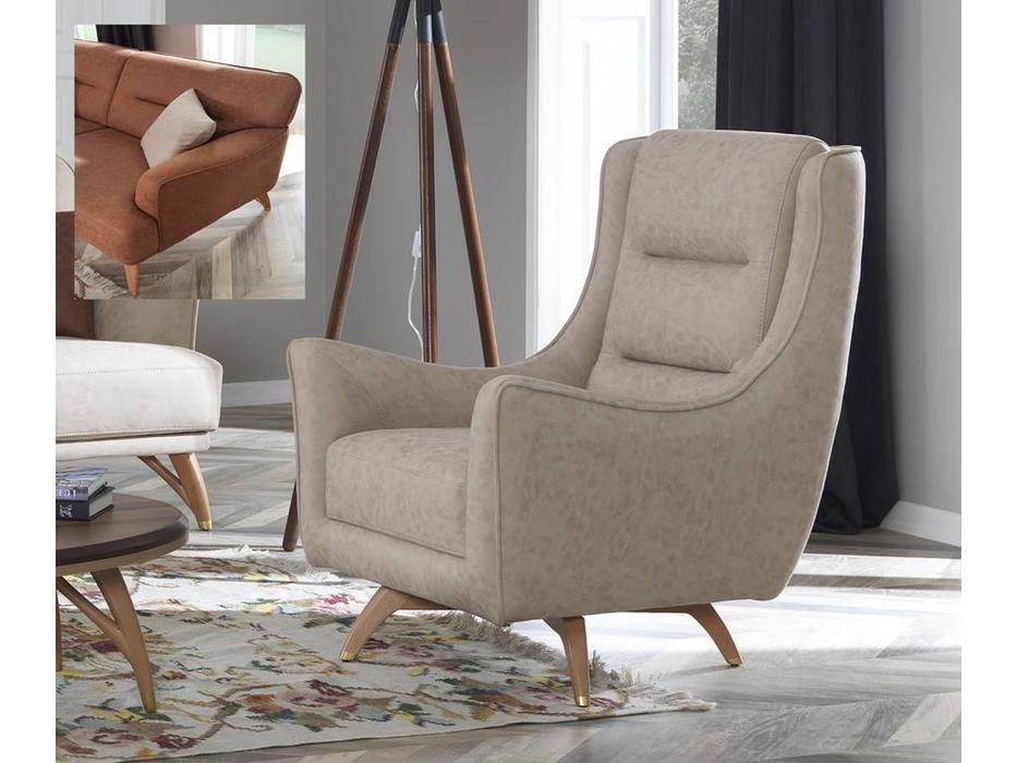 Rendi: Lal: кресло  (коричневый)