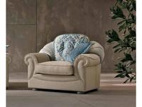 Cis Salotti: Roma: кресло (светло бежевый)