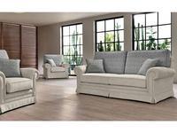 Cis Salotti: Maxim: диван 3 местный раскладной (бежевый)