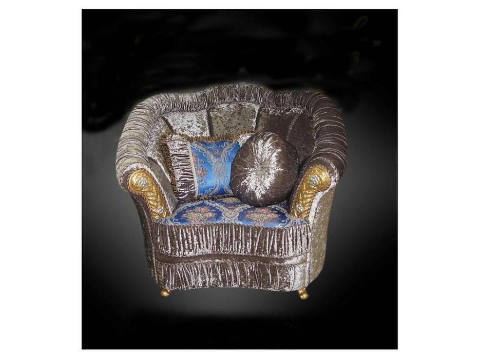 Ustie: Грация: кресло (ткань)