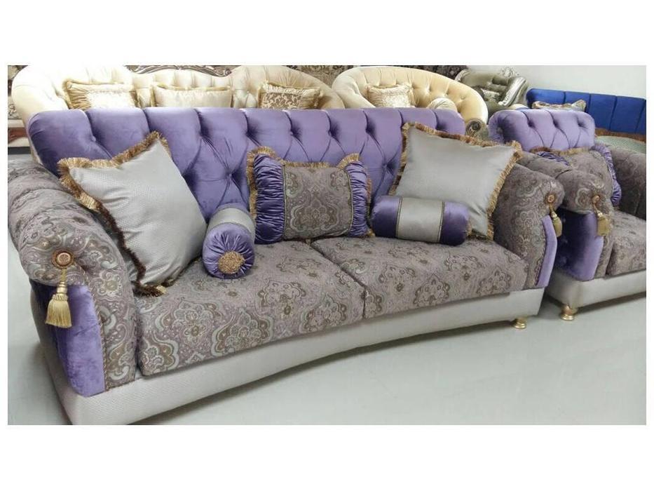 Ustie: Диана: диван 3 местный (ткань)
