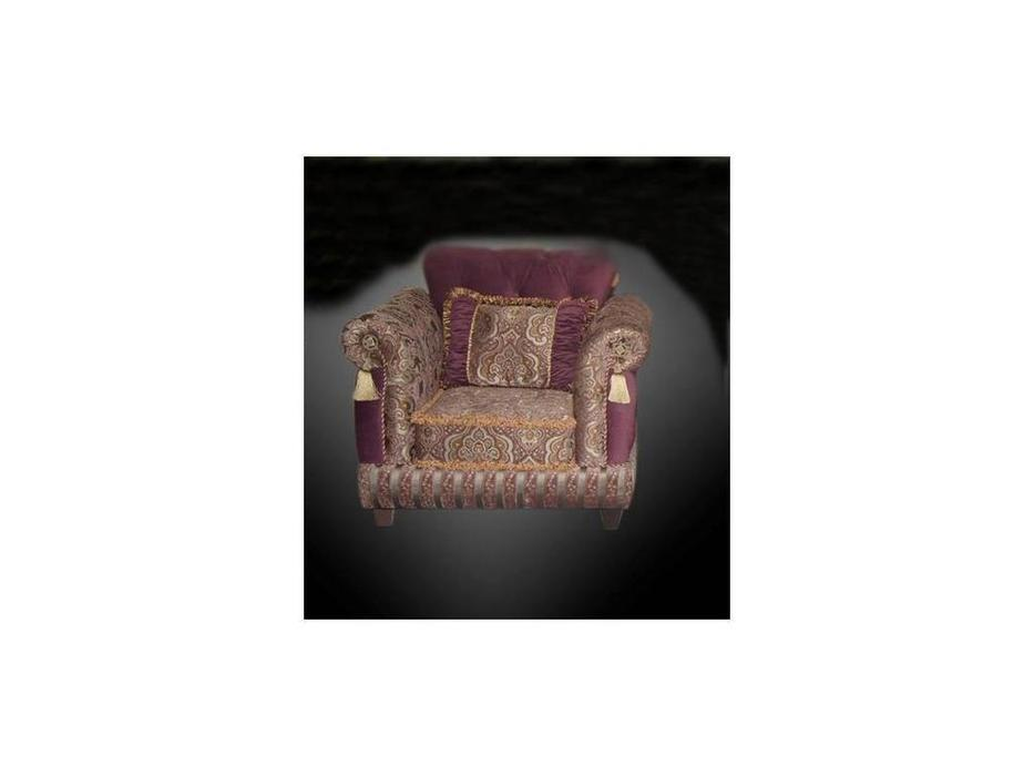 Ustie: Диана: кресло (ткань)