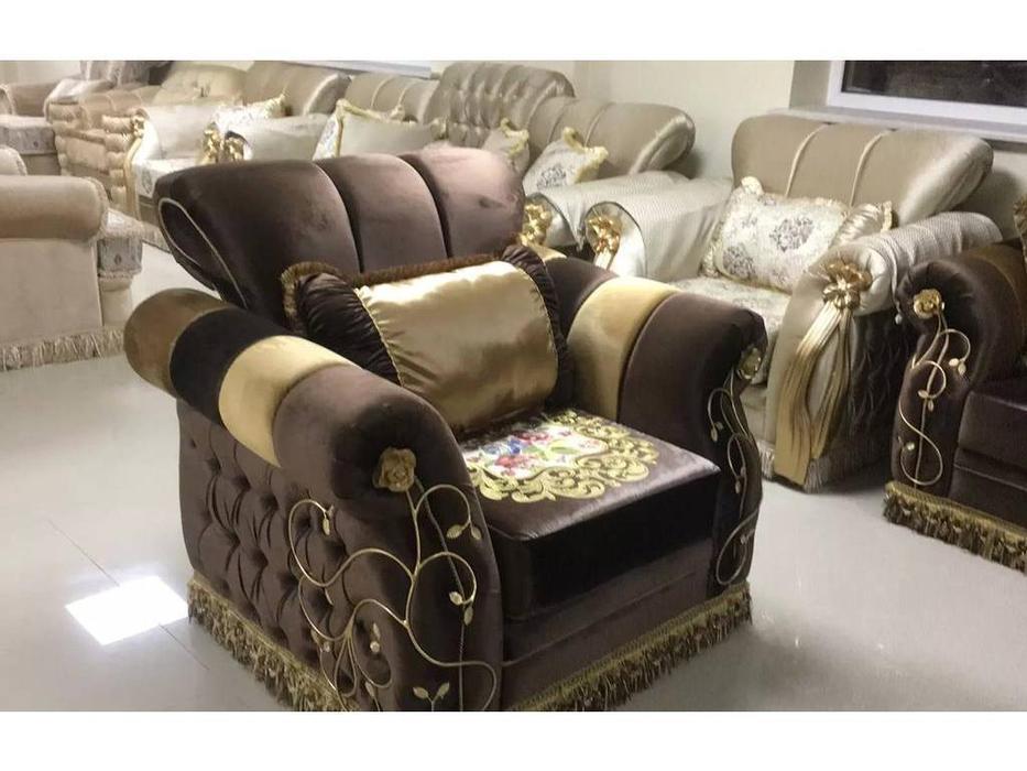 Ustie: Валенсия: кресло (ткань)