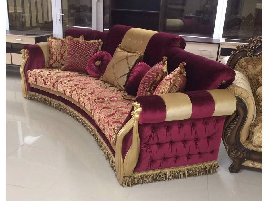 Ustie: Валенсия: диван (ткань)