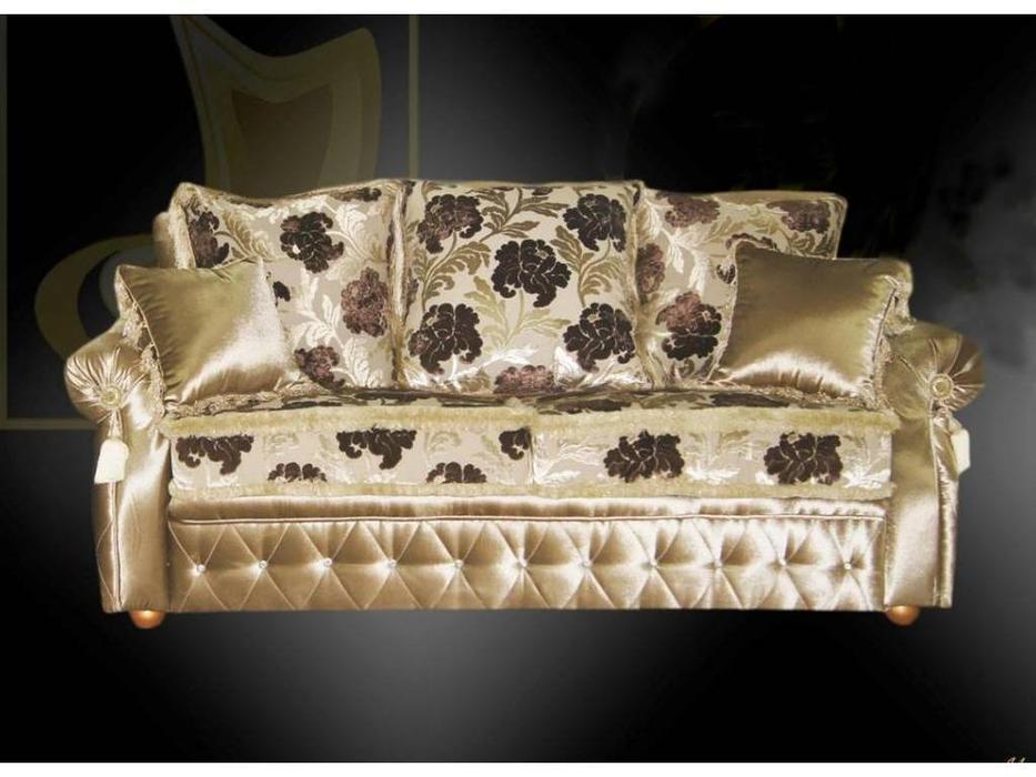 Ustie: Нирвана: диван 3 местный раскладной (ткань)