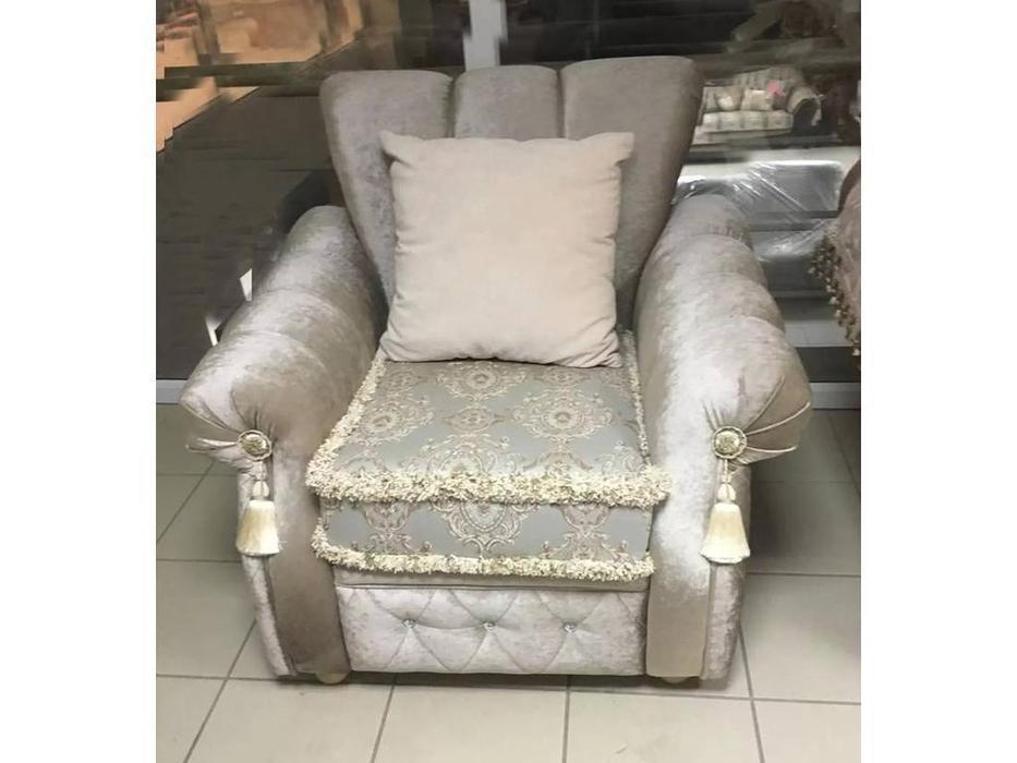 Ustie: Нирвана: кресло (ткань)