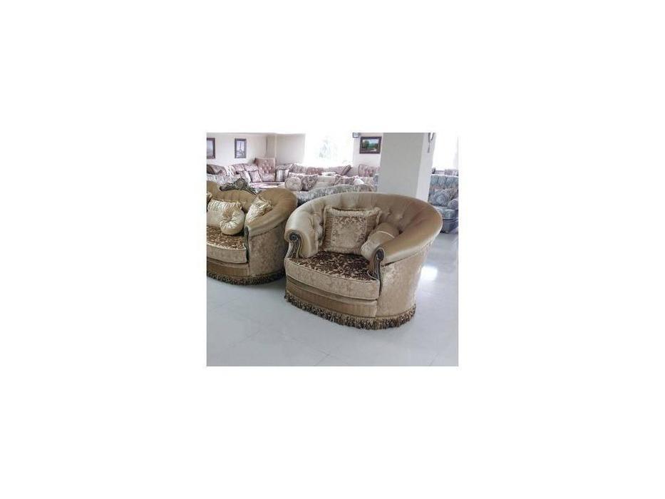 Ustie: Султан: кресло (ткань)