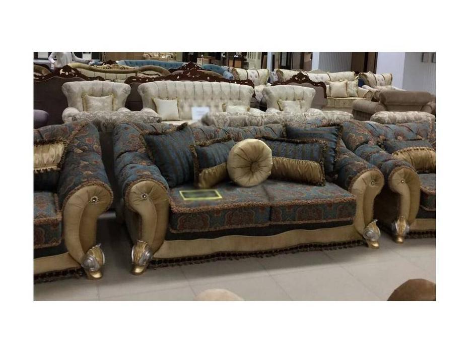 Ustie: Лючия: диван 3 местный раскладной (ткань)