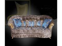 Ustie: Грация: диван 3 местный раскладной (ткань)
