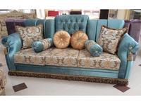 Ustie: Валенсия: диван 3 местный раскладной (ткань)