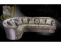 Ustie: София: диван угловой (ткань)