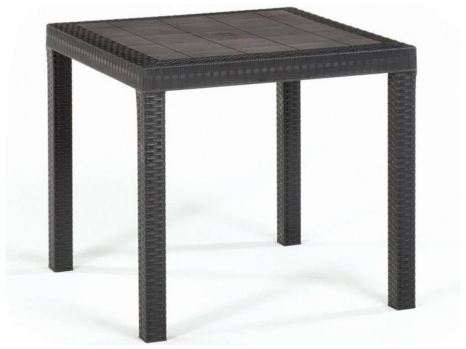 Rattan: Dallas: стол обеденный  (венге)