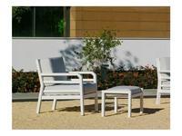 Hevea: Camelia: кресло  (белый)
