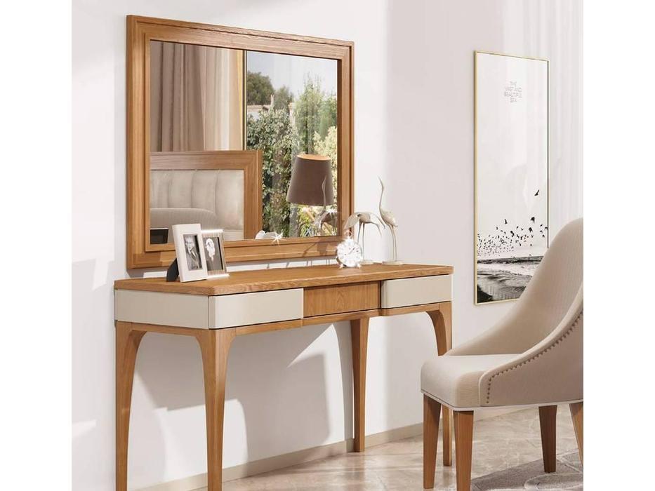 ММ: Модена: зеркало навесное  (орех)