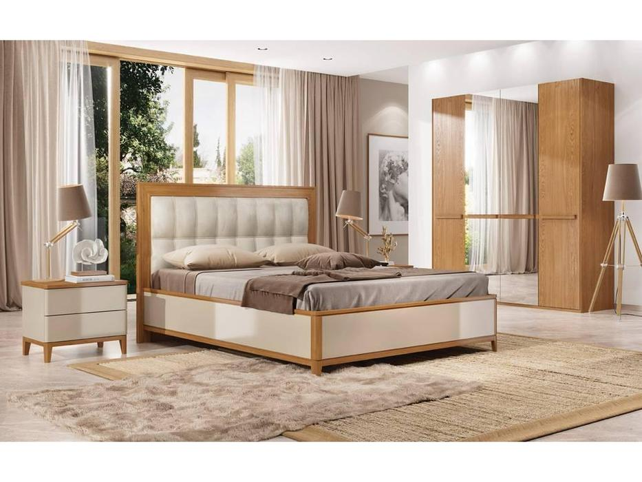 ММ: Модена: спальная комната (орех, мокко)