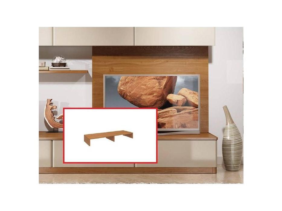 ММ: Модена: подставка   для ТВ (орех)