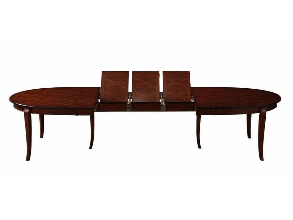 Florence: Kenzo: стол обеденный  раскладной (орех темный)