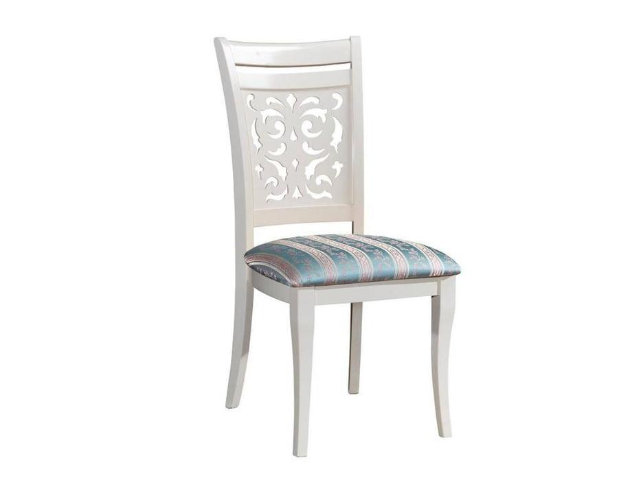 Florence: Siena: стул  (молочно белый)