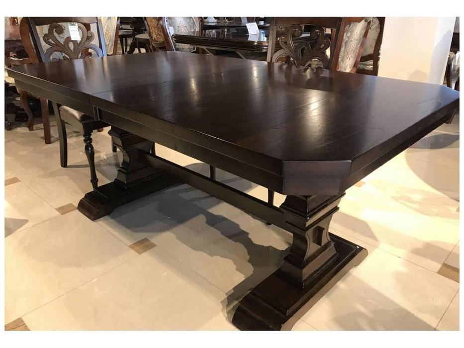 HFI: Ares: стол обеденный  раскладной (каштан)