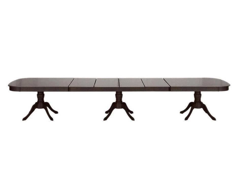 HFI: Olivia: стол обеденный  раскладной (орех темный)