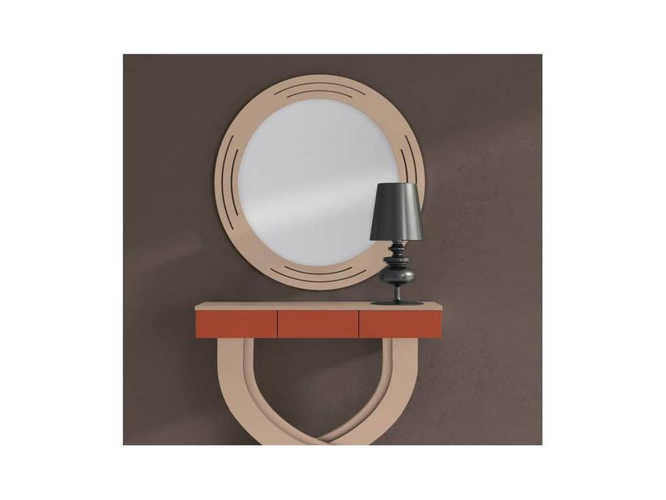 Disemobe: Moderno: зеркало  (бежевый)