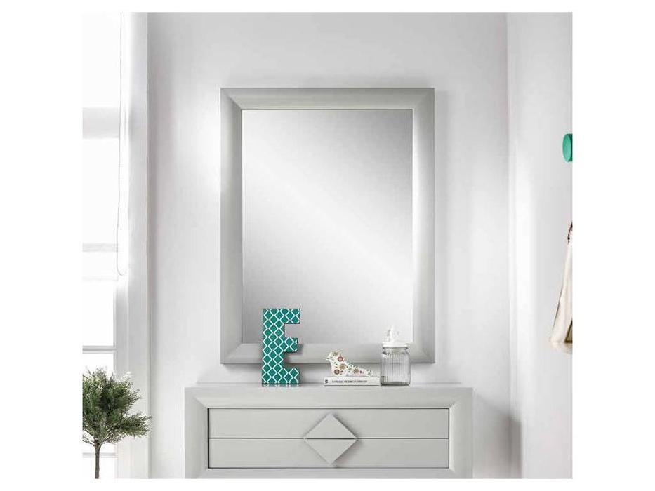 Disemobel: Moderno: зеркало настенное  (серый)